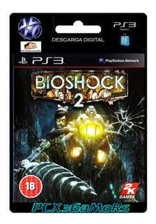 Ps3 Juego Bioshock 2 Pcx3gamers