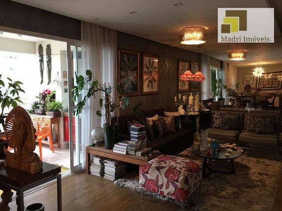 Apartamento Mobiliado Com 2 Dormitórios Para Alugar, 125 M² Por R$ 6.000/mês - Vila Leopoldina - São Paulo/sp - Ap1345