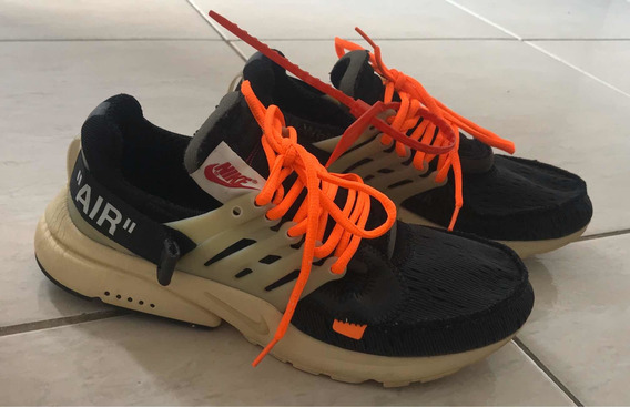 Tênis Nike Air Presto X Off White