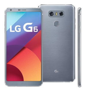 Smartphone Lg G6 32gb Câmera 13mp E Quad-core Grade A