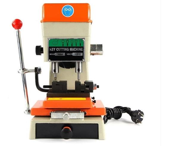 Duplicadora De Llaves Corte Automatico Multipunto 368a
