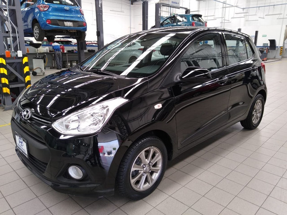 Hyundai Grand I10 2017 1.2 Hb Gls At