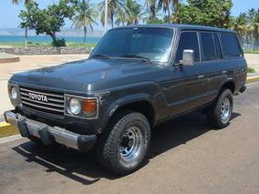 Toyota Samuray Año 1984 A/a Cauchos 90% De Vida