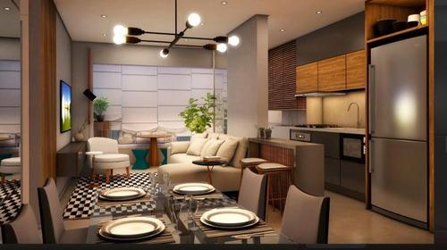 Apartamento Com 2 Dormitórios À Venda, 61 M² Por R$ 637.000,00 - Butantã - São Paulo/sp - 15572