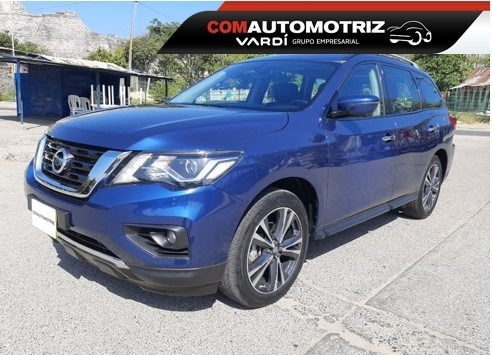 Nissan Pathfinder Exclusive Id 39245 Modelo 2019