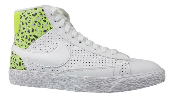 Zapatillas Nike Blazer Mid Premium Mujer