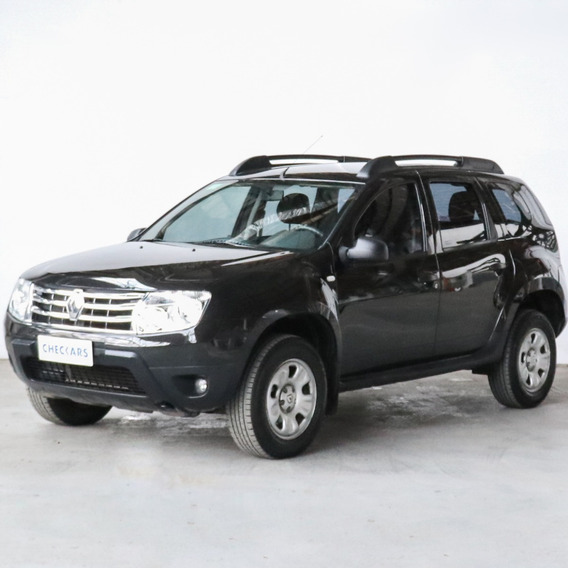 Renault Duster 1.6 4x2 Confort Plus Abs 110cv - 33571 - C
