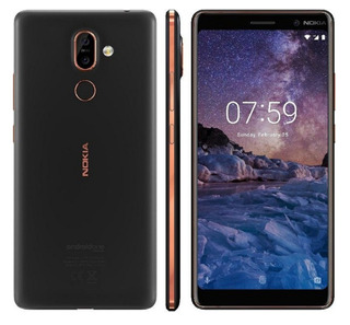 Nokia 7 Plus 2018 / 64gb / 4gb Ram / 6 Fhd+ Sellado Original