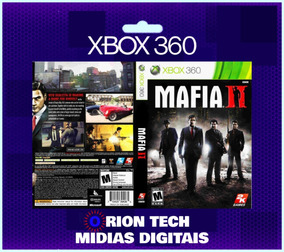 Mafia 2 Xbox 360 Original - Mídia Digital