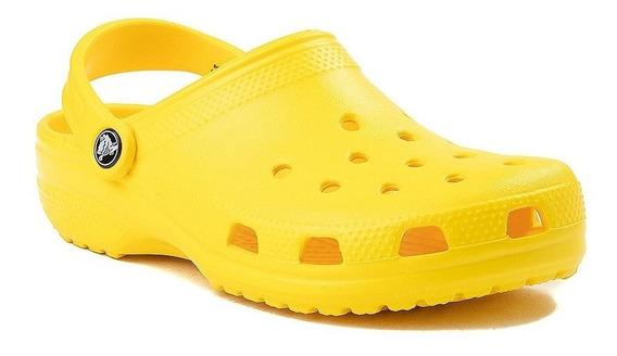 Crocs Originales Classic Adulto Yellow
