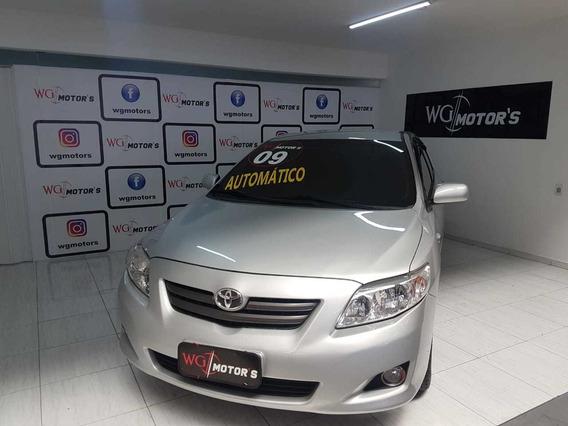 Corolla Xli Automático 2009