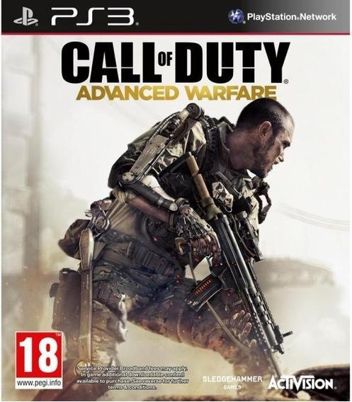 Call Of Duty Advanced Warfare Ps3 - Leia Descrição