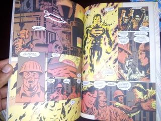 Comic Superman Muerto Otra Vez