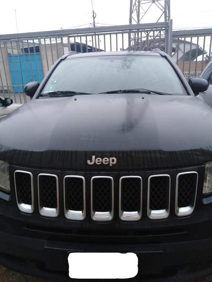 Jeep Compass Negro 4x2 Modelo 2013 Fabricacion 2012