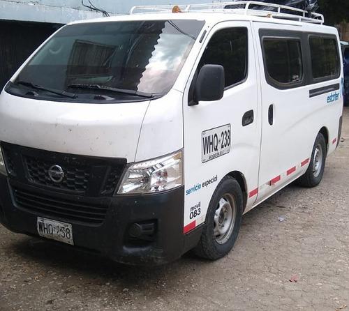 Nissan Urvan 2015 2.5 Nv350 5 P