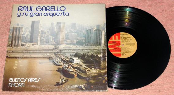 Raul Garello Buenos Aires Ahora Disco Lp Vinilo