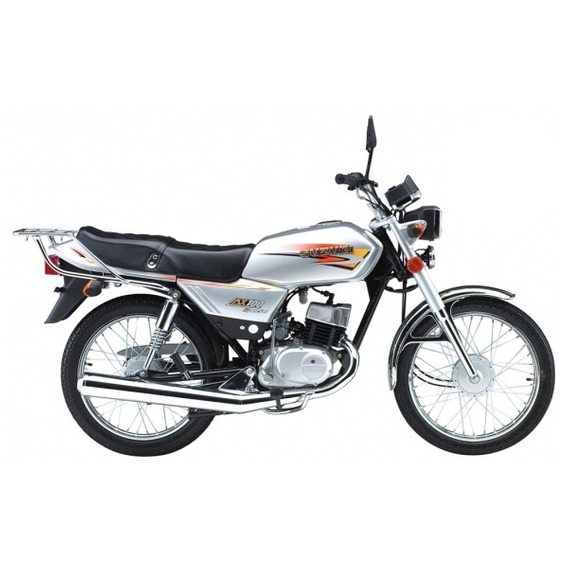 Moto Suzuki Ax 100 0km Urquiza Motos