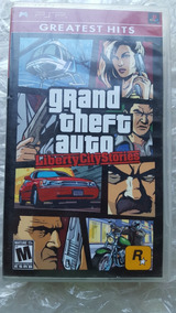 Gta Liberty City Psp -midia Fisica
