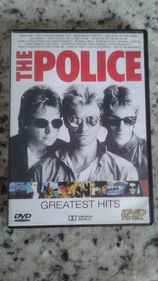 Dvd The Police Greatest Hits