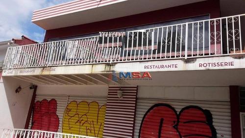 Loja Com 430m2 Na R. Cardoso De Almeida- Perdizes. - Lo0046