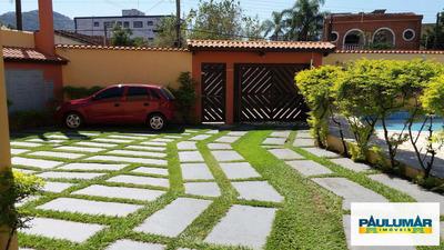 Sobrado De Condomínio Com 2 Dorms, Vera Cruz, Mongaguá - R$ 265 Mil, Cod: 828575 - V828575