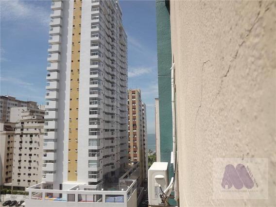 Kitnet Aparecida, Santos. Muito Bem Localizado - Kn0042