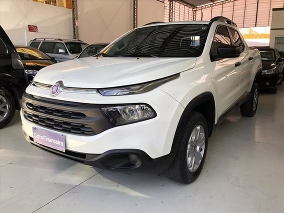 Fiat Toro 2.4 16v Multiair Freedom At9