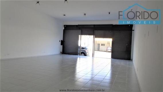 Comercial Para Alugar Em Atibaia/sp - Alugue O Seu Comercial Aqui! - 1413747
