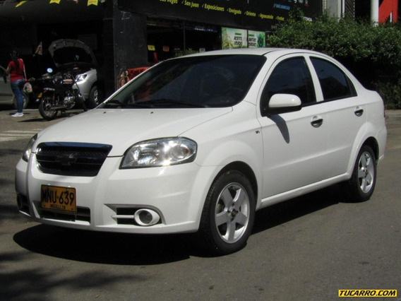 Chevrolet Aveo Emotion 1600 Cc Mt