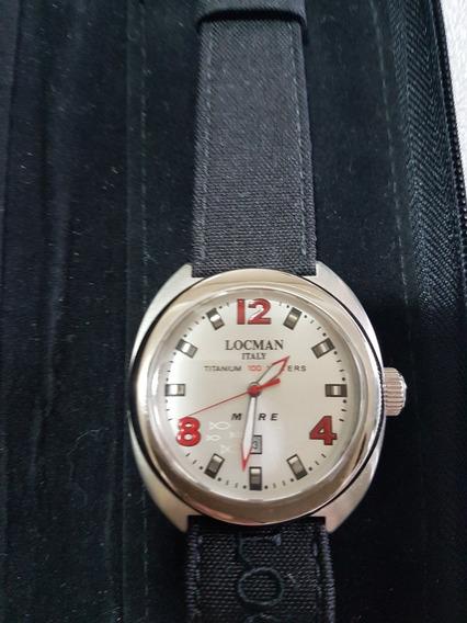 Relógio Locman Italy Original - Modelo Mare