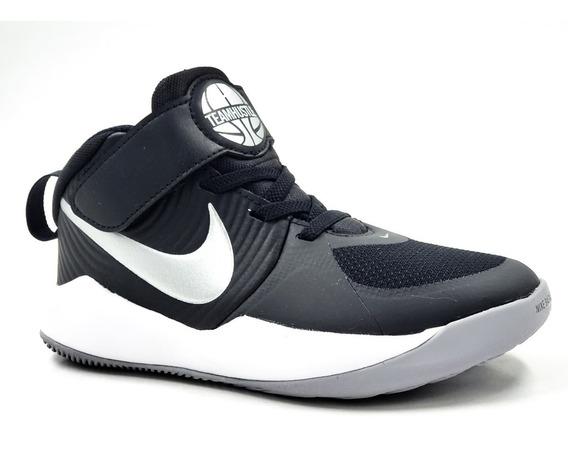 Nike Team Hustle D 9 Aq4225001 Niño