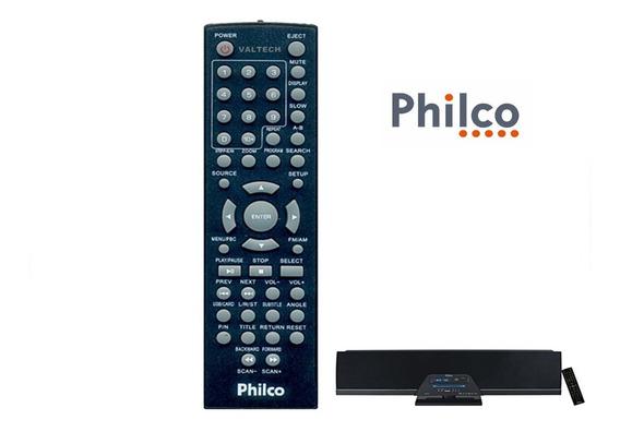 Controle Remoto Original Para Home Soundbar Philco Modelo Phs700