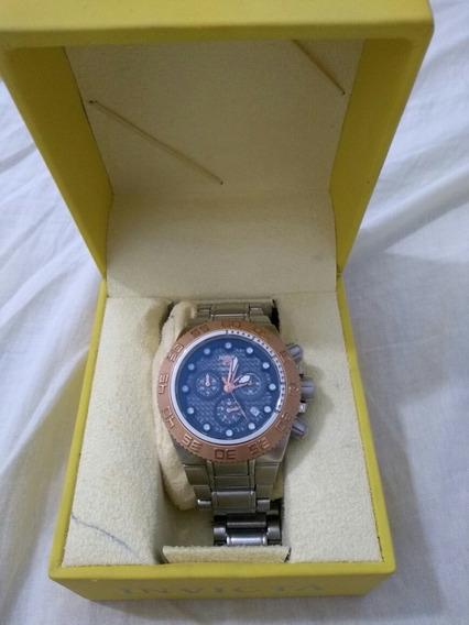 Relógio Invicta Subaqua Sport Gold Rosê 10859