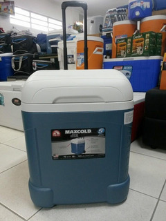 Cooler Ice Cube Maxcold 70 Qt Igloo