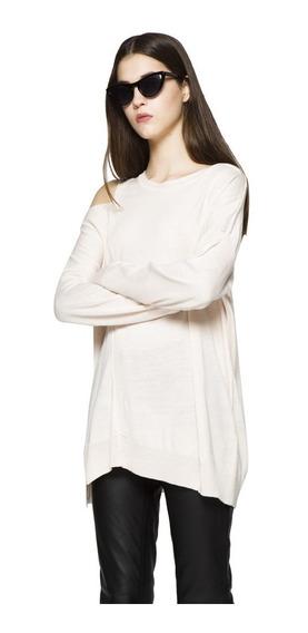 Sweater Lowie Tejido Cuello Redondo Mujer Complot