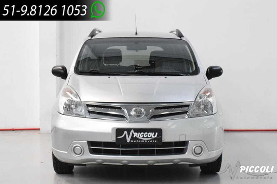 Nissan Livina 16s