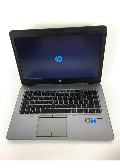 Notebook Hp 240 G2 I5 8gb 500gb + Nf E Garantia
