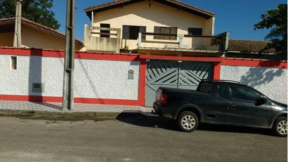 Casa Em Itanhaém 3 Quartos 2 Com Suítes 4 Banheiros