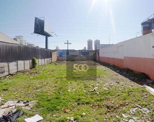 Terreno À Venda, 360 M² Por R$ 1.330.000,00 - Campinas - São José/sc - Te0147