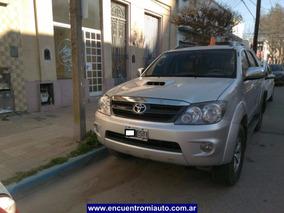Toyota Hilux Sw4 Srv 4x4at Financio Cuotas Barral-autos