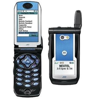 Celular Motorola Nextel I860 Libre Impecable Camara