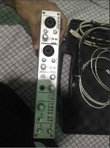 Interface De Áudio, M-audio Firewire 1814
