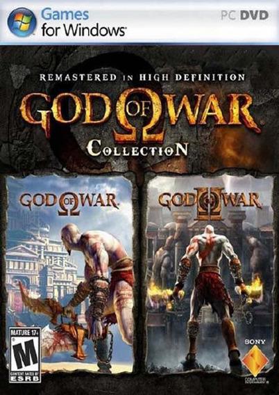 God Of War Coleção Jogos Pc Envio Por Email Sem Frete