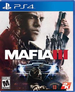 Mafia 3 Ps4 Físico Usado Bassgame