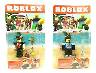 Muñeco Roblox Simil Lego