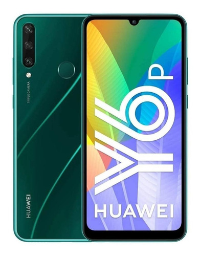 Huawei Y6p Dual SIM 64 GB emerald green 3 GB RAM