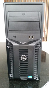 Servidor Dell Poweredge T110ii Intel Xeon 3.10ghz 8gb 1tb