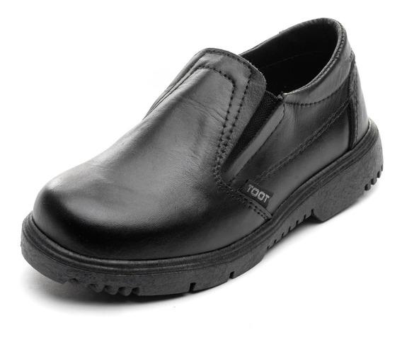 Zapato Colegial Cuero Colegio 34 Al 39 Octavio