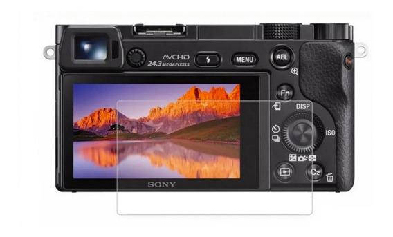 1 Película De Vidro Para Sony A6500 A6400 A6300
