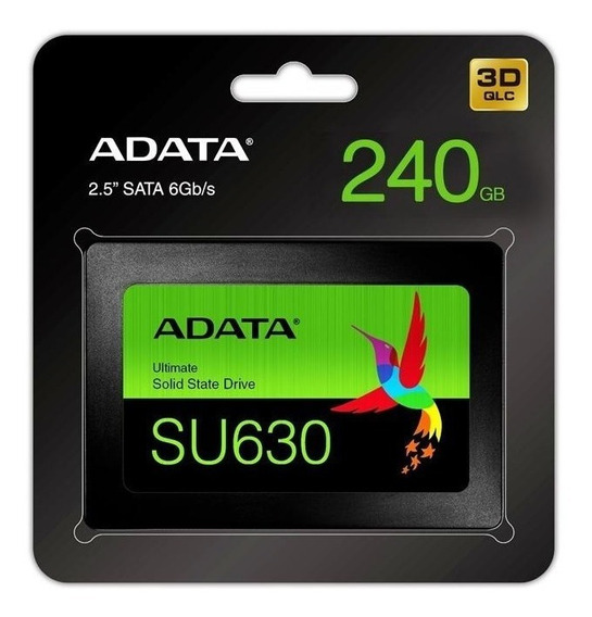 *disco Solido Adata 240gb Su630